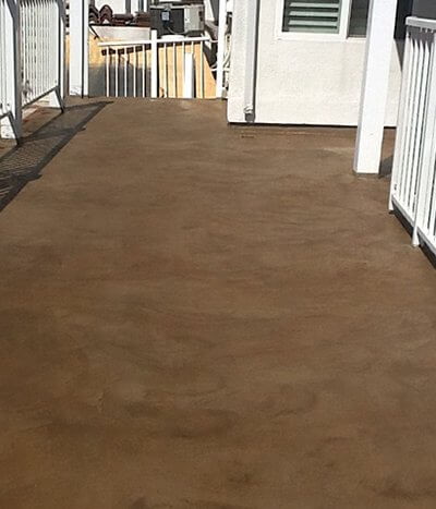 Aliso Viejo Residential & Commercial Deck Waterproofing