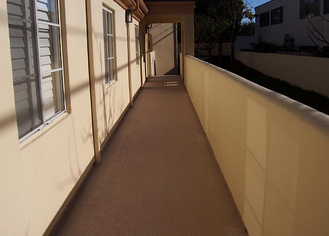 Balcony Walkways Coating Experts