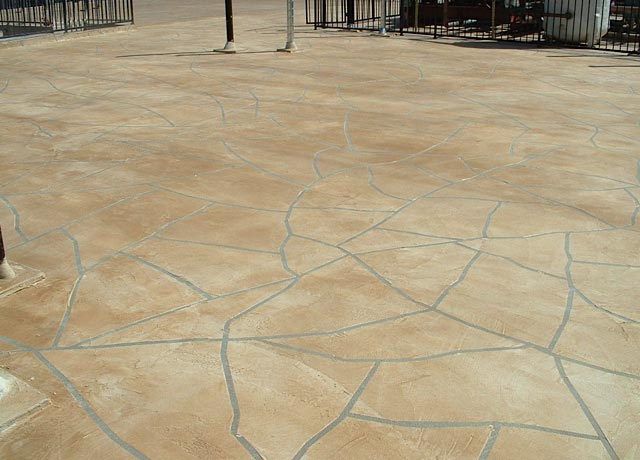 LA Concrete Overlay & HOA Waterproof Floor