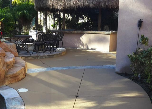 Huntington Beach Walkways Coating