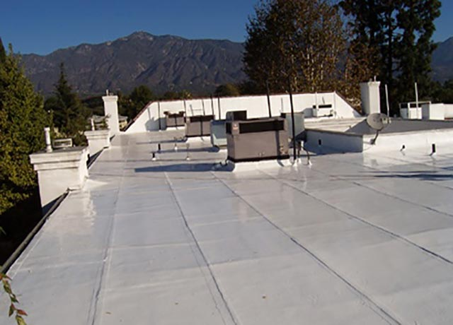 Title 24 HOA Waterproof Roof Coating