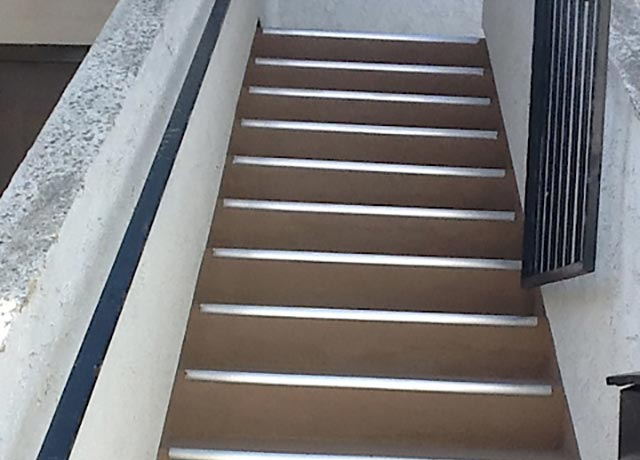 Stairways Waterproofing Contractor