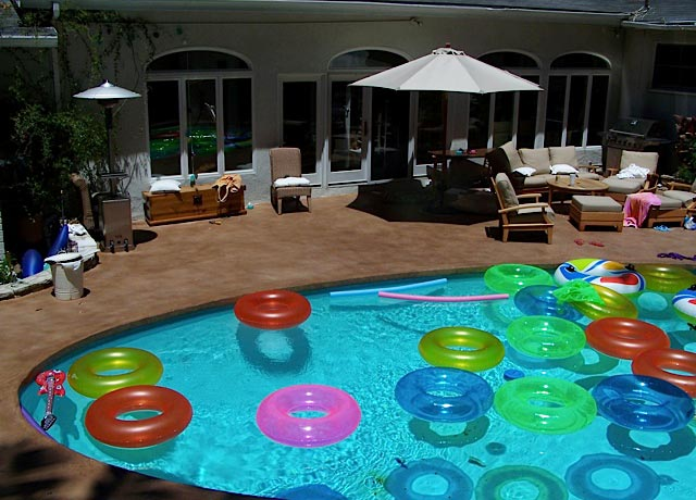 Small Home Pool Waterproofing Rancho Santa Margarita