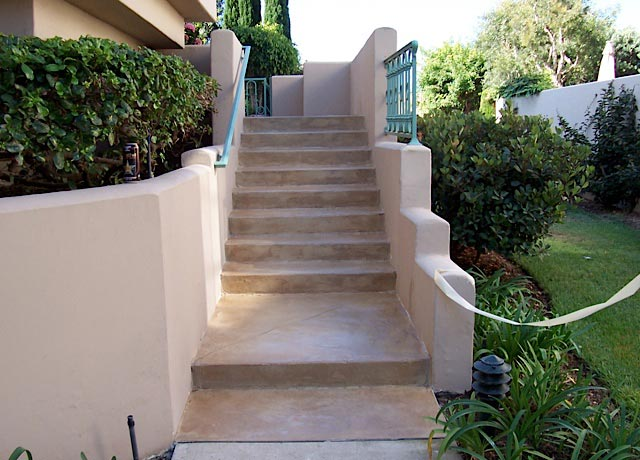 Home Stair Attractive Finishes