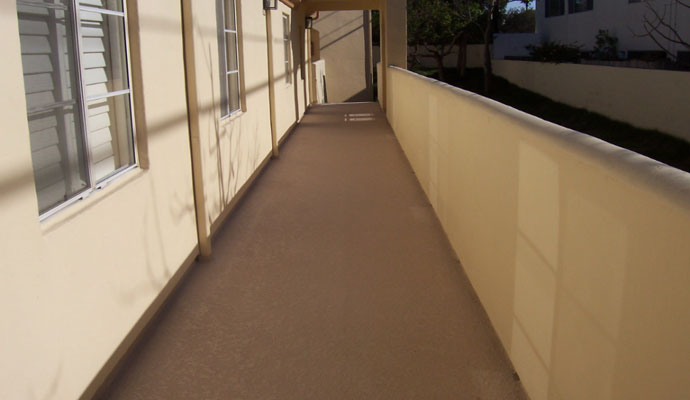 Home Balcony Concrete Waterproofing